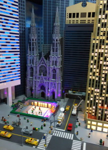 LEGO MINILAND ST PATS