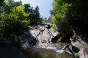 Vermont Swimming Hole overview